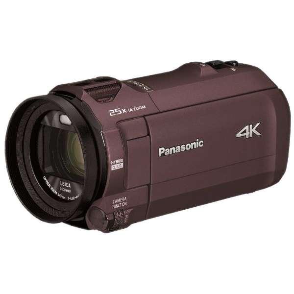 【納得の3年保証付き】[PANASONIC] HC-VX992M-T カカオブラウン