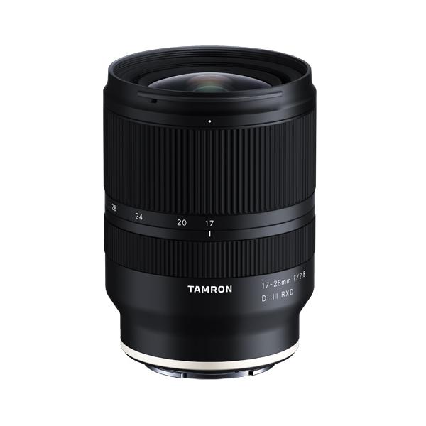 【3年延長保証付】[タムロン]17-28mmF2.8DiIII RXD ソニーEマウント用(Model A046)