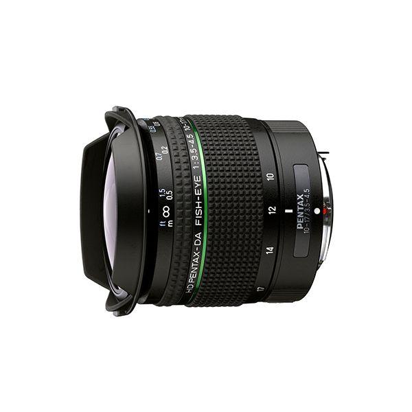 3年延長保証付[PENTAX]HD PENTAX-DA FISH-EYE10-17mmF3.5-4.5ED