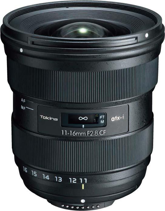 【納得の3年保証付き】[トキナー] atx-i 11-16mm F2.8 CF ニコン用 DX