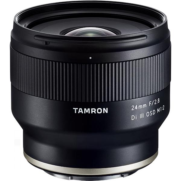 3年延長保証付[タムロン] 24mm F/2.8 Di III OSD M1:2 ソニーEマウント用(Model F051SF)