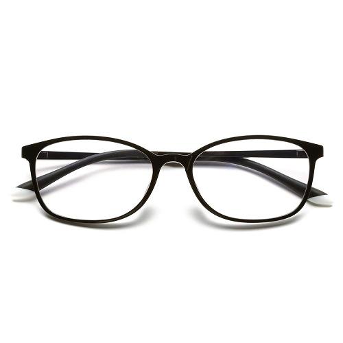[小松貿易]PG-707-BK PINTGLASSES ブラックピントグラス 中度レンズモデル