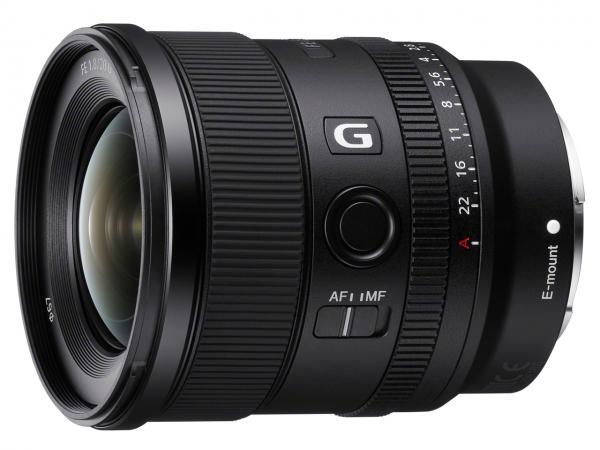 【3年保証付き】[SONY]FE 20mm F1.8 G(SEL20F18G) 2020年3月13日発売予定