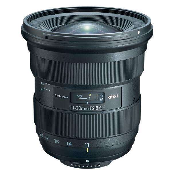 【納得の3年保証付き】[トキナー]atx-i 11-20mm F2.8 CF ニコンF用