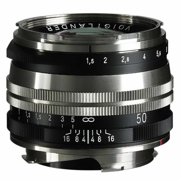 【500円引きクーポン】 コシナ フォクトレンダー NOKTON 50mm Vintage Line 50mm II F1.5 NOKTON Aspherical II VM SC ニッケル・ブラックペイント, アンティークマザーグース:1434c669 --- greencard.progsite.com