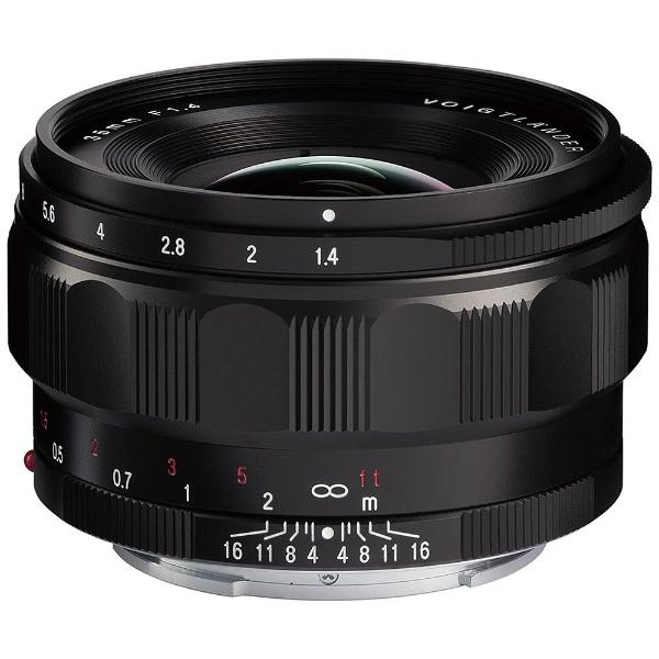 コシナフォクトレンダー NOKTON classic 35mm F1.4 E-mount(ソニーEマウント)