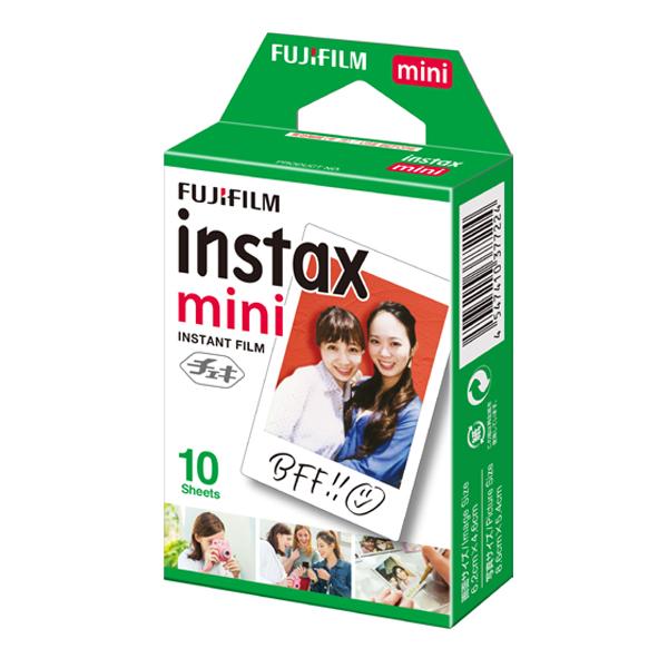 フジフィルム チェキフィルムinstax mini 10枚撮 1パック 入手困難 大決算セール