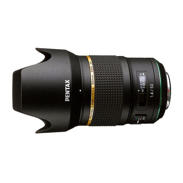 3年延長保証付[RICOH]HD PENTAX-D FA★50mmF1.4 SDM AW