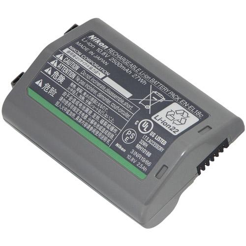 [NIKON]リチャージャブルバッテリー EN-EL18c