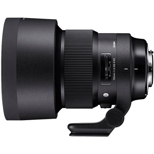【納得の3年保証付き】[シグマ] 105mm F1.4 DG HSM Art ソニーEマウント用
