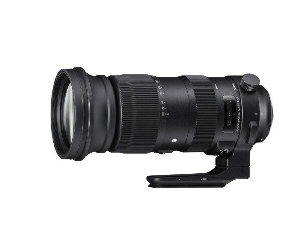 【納得の3年保証付き】[シグマ] 60-600mm F4.5-6.3 DG OS HSM Sports キヤノン用