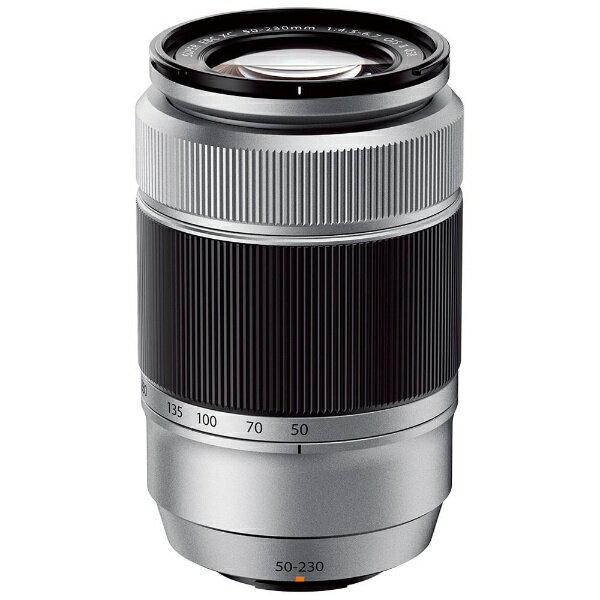 【納得の3年保証付き】[FUJIFILM]フジノンレンズXC50-230mmF4.5-6.7 OISII(シルバ-)
