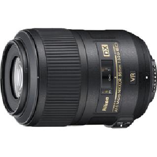 3年延長保証付[NIKON]AF-S DX Micro NIKKOR 85mm f3.5G ED VR