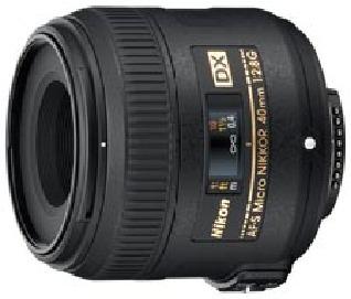 3年延長保証付[NIKON]AF-S DX Micro NIKKOR 40mm f2.8G