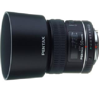 3年延長保証付[PENTAX]DFA マクロ 50mmF2.8