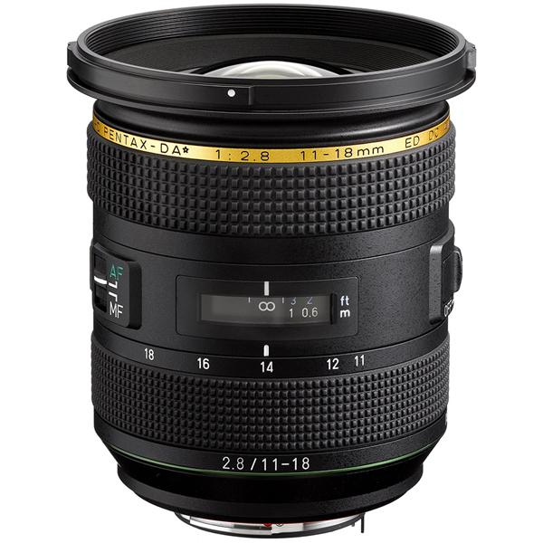3年延長保証付[PENTAX]HD PENTAX DA★11-18mm F2.8ED DC AW