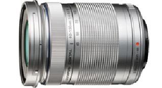 3年延長保証付[オリンパス]M.ZUIKO DIGITAL ED 40-150mm F4.0-5.6 R (シルバー)