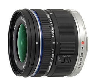 3年延長保証付[オリンパス]M.ZUIKO DIGITAL ED 9-18mm F4.0-5.6