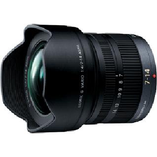 3年延長保証付[PANASONIC]LUMIX G VARIO 7-14mmF4.0 ASPH.