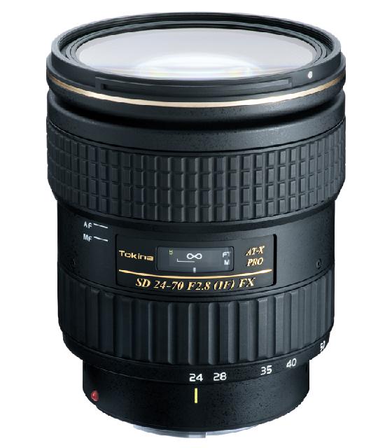 【納得の3年保証付き】[トキナー]AT-X 24-70 F2.8 PRO FX(24-70mm F2.8 PRO)キヤノン用