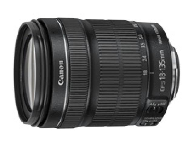 【納得の3年保証付き】[CANON]EF-S18-135mm F3.5-5.6 IS STM