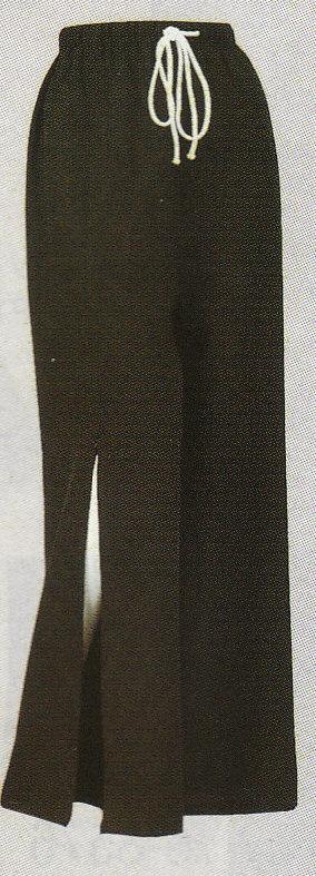 祭り用品 踊り用 パンツ 抱印512(黒)
