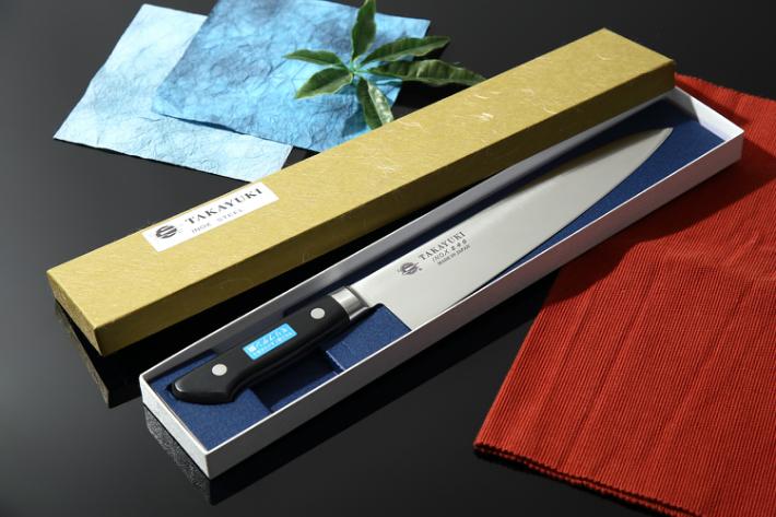 堺孝行 INOX 牛刀 210mm