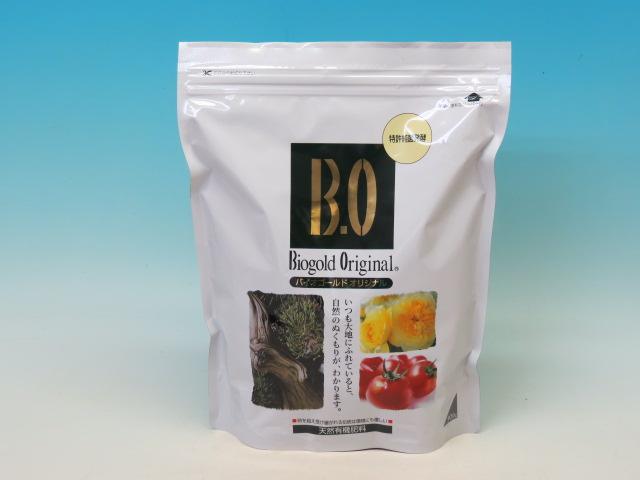 盆栽道具 バイオゴールドオリジナル(900g) 【盆栽肥料 お買得商品】