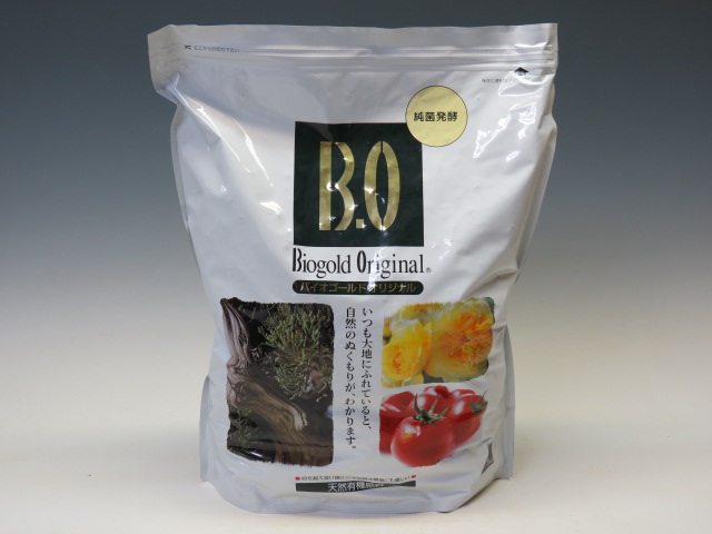 [並行輸入品] 盆栽道具 バイオゴールドオリジナル 5Kg 正規店 お買得商品 盆栽肥料