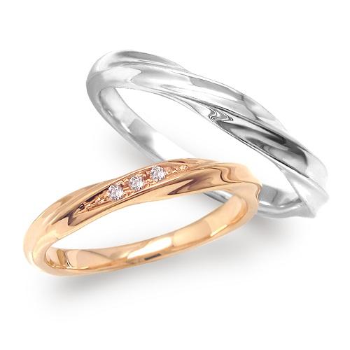 婚約指輪 送料無料 サイズ直し1回無料 ダイヤモンド プラチナ900 ピンクゴールド男女ともに 人気の 結婚 指輪 マリッジリング 倉庫 2本でこの価格 1年以内 特別価格結婚指輪 マリッジ ついに再販開始 ダイヤモンドペアリング 1回無料対応付 サイズ 直し 期間限定 シンプルシャープライン リング K18ピンクゴールド
