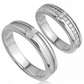 ペアリング 予約販売 限定タイムセール miwahouseki 結婚指輪 smtb-ms 送料無料 シルバ-925クロスモチーフデザイン