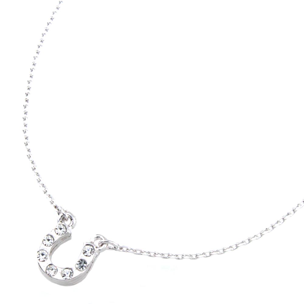 Minipavehorsetthew (马蹄 》) 项链