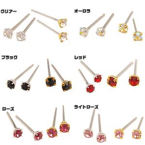 チタンポストスワロフ ski one piercing (S)