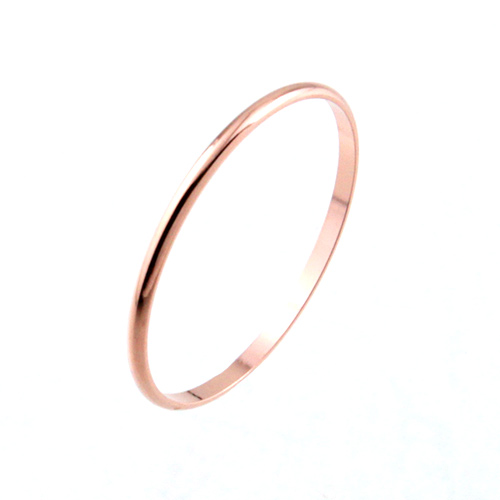 Its simplicity rounds upper circle ring