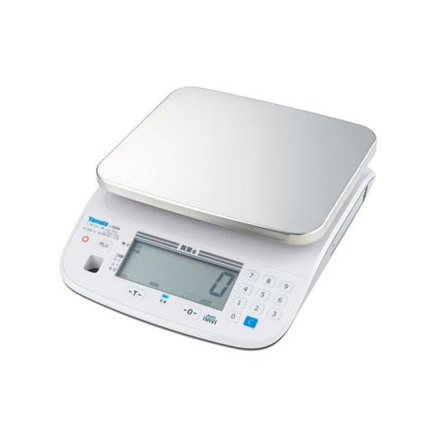 防水型デジタル上皿はかり Just NAVI 3kg J-100W-3 検定品 大和製衡