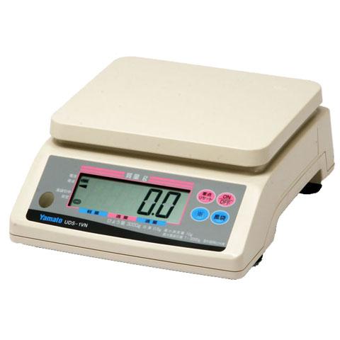 デジタル上皿はかり 12kg UDS-1VN-12 無検定品 大和製衡