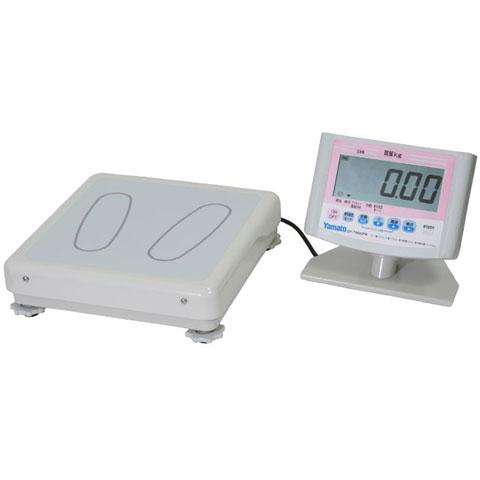 業務用高精度デジタル体重計 200kg DP-7800PW-200S セパレートタイプ 検定品 大和製衡