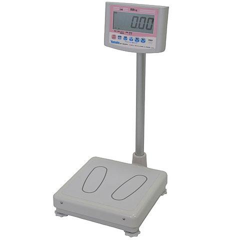 業務用高精度デジタル体重計 200kg DP-7800PW-200 ポールタイプ 検定品 大和製衡
