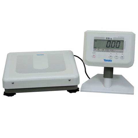 業務用デジタル体重計 150kg DP-7900PWN-S セパレートタイプ 無検定品 大和製衡