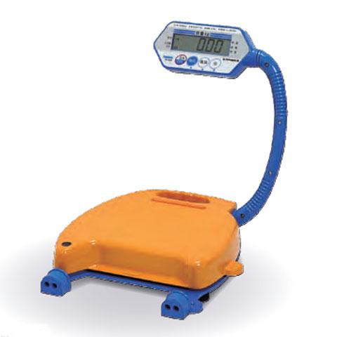 【在庫限り】 32kg 大和製衡:はかりの三和屋 店 持ち運びに最適 検定品 ポータブルデジタル台はかり DP-8501K-32(スカラボン3)-DIY・工具