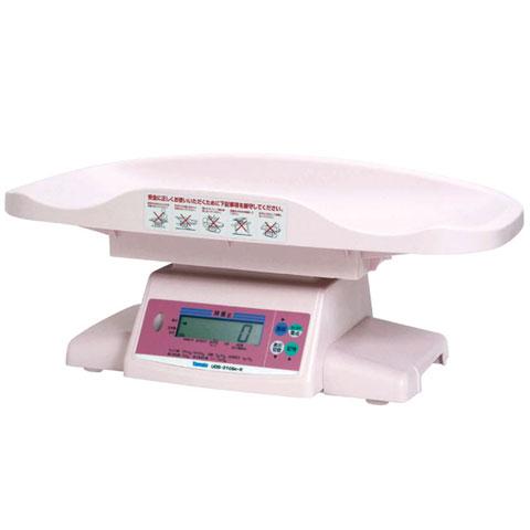 デジタルベビースケール 15kg UDS-210Be-K 検定品 大和製衡