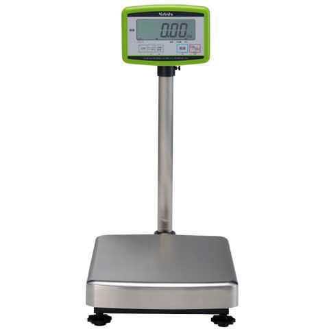 デジタル台はかり(ベーシック型) 120kg KL-BF-N120AH 無検定品 クボタ
