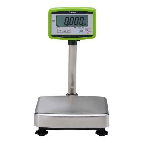 デジタル台はかり(ベーシック型) 30kg KL-BF-N30SH 無検定品 クボタ