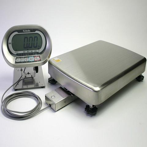 【高価値】 防水型デジタル台はかり KL-IP-N60AH-SK 無検定品 セパレート型(ケーブル4m) 60kg 60kg KL-IP-N60AH-SK 無検定品 クボタ, チュニックナナショップ:8ea95282 --- kalpanafoundation.in
