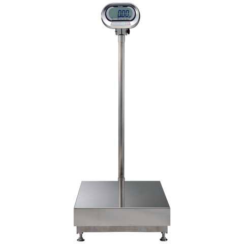 防水型デジタル台はかり 400kg KL-IP-N400BH 無検定品 クボタ