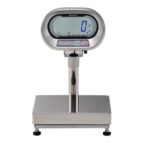 防水型デジタル卓上型台はかり 6kg KL-IP-N6MSH 無検定品 クボタ