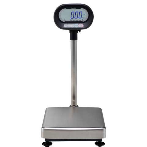 デジタル台はかり(スタンダード型) 150kg KL-SD-N150AH 無検定品 クボタ