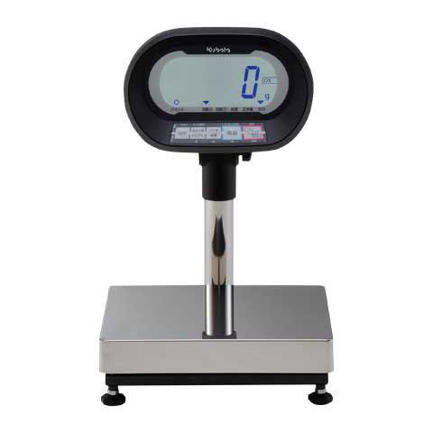 デジタル卓上型台はかり(スタンダード型)6kg KL-SD-K6MSH 高精度検定品 クボタ