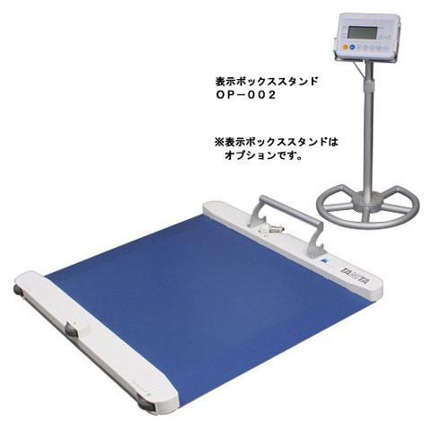 業務用デジタル車いす用体重計 200kg PW-650A RS付き 検定品 タニタ