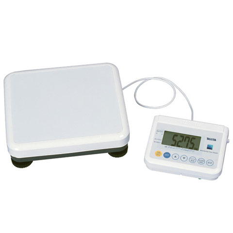 業務用デジタル体重計 200kg WB-150SRS セパレートタイプ RS付き 検定品 タニタ